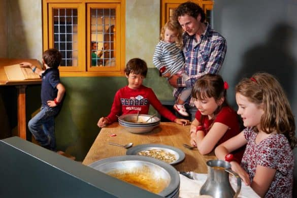 10 things to do for kids in Amsterdam: the little orphange