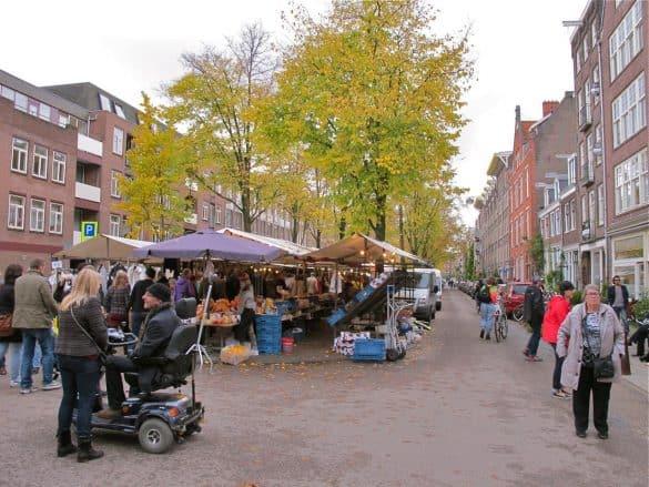 Amsterdam biological market