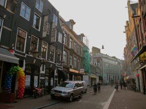 Regulierssdwarsstraat Amsterdam
