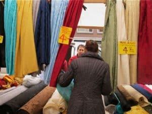 Westerstraat market