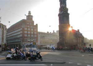 Amsterdam tram network