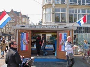 Herring in Holland