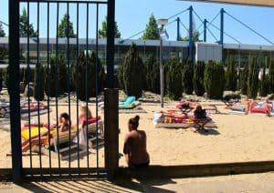 City beach at Amsterdam Rai