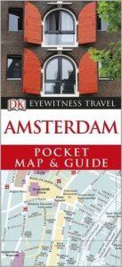 Amsterdam travel guide books