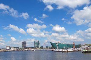 Architecture walk Amsterdam