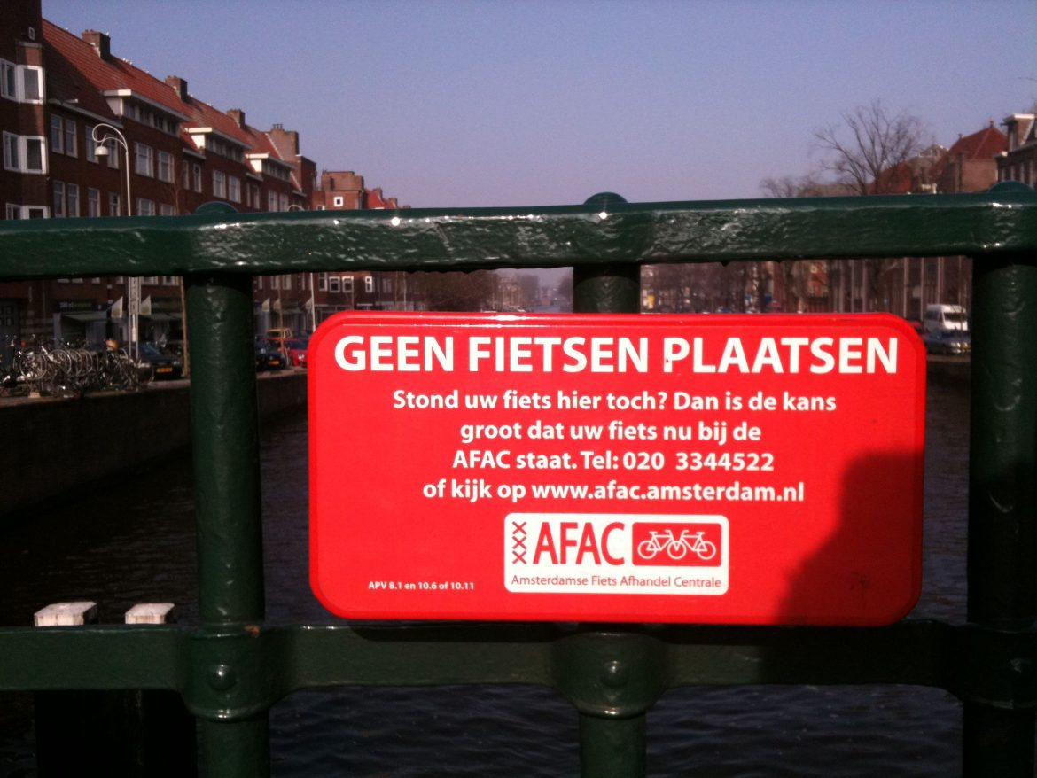Dutch sign