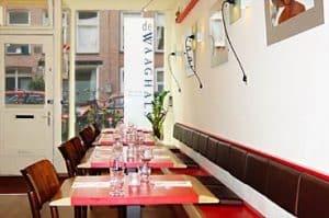 vegetarian restaurant Amsterdam