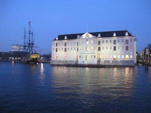 maritime musem in amsterdam