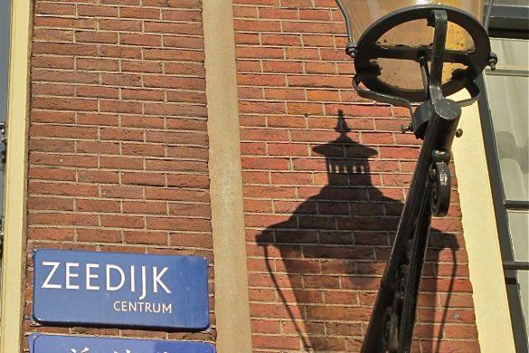 Amsterdam Chinatown streetsign