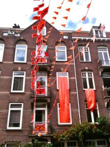 Orange craze Euro 2012