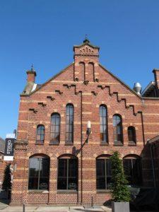 Dutchview Studio and Mediacafé at Westergasfabriek Amsterdam