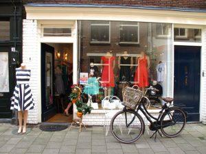 Shop in Amsterdam Jordaan Quarters