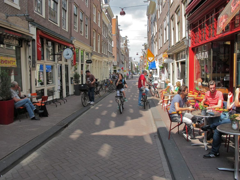 Tuinstraat, Amsterdam Jordaan