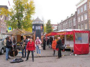 Lindengracht market