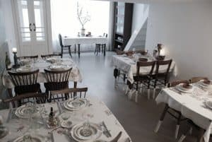 Marit's restaurant
