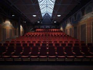 Art film house Amsterdam