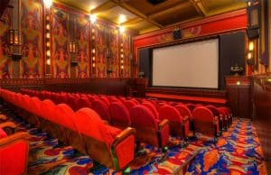 Amsterdam film house theater The Movies