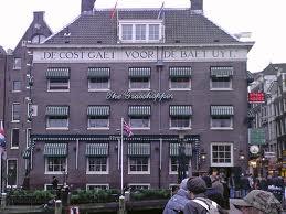 Dutch expression on facade
