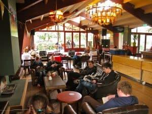 Camping bar Zeeburg