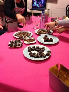chocolate workshop Amsterdam