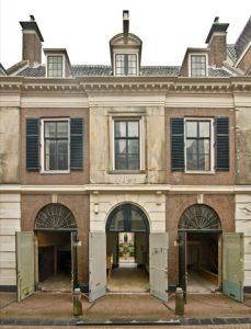 Amsterdam Canal House Van Loon.