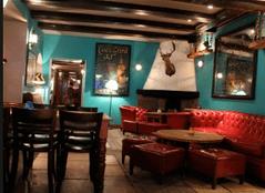 The Tara, Irish pub in Amsterdam.