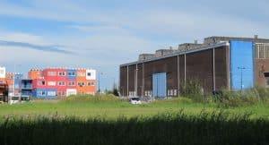 Left student housing