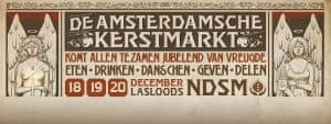 Christmas Market Amsterdam 2015