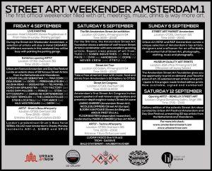 Street art festival 2015