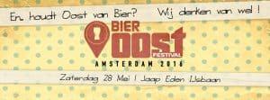 Bieroost festival amsterdam