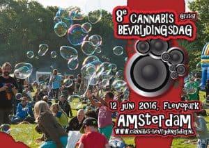 Cannabis liberation Day 206