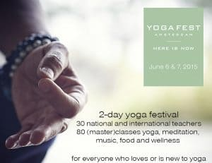 Yoga Festival Amsterdam