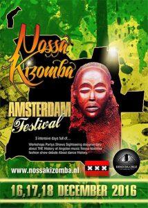 Nossa Kizomba festival Amstserdam