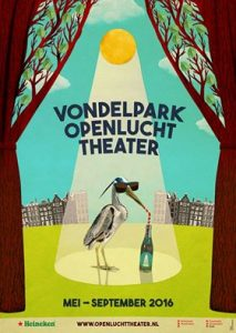 Vondelpark Festival 2016