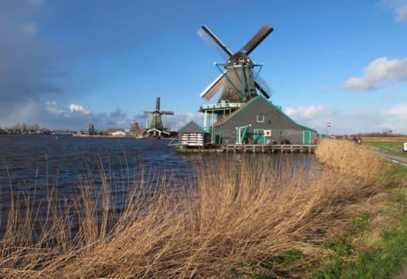 Day trip Amsterdam: Zaanse Schans