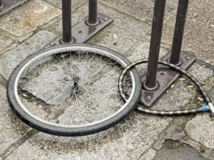 stolen bike Amsterdam