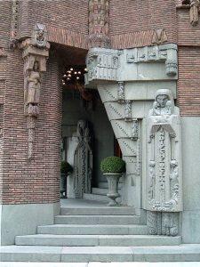 Amsterdam School style