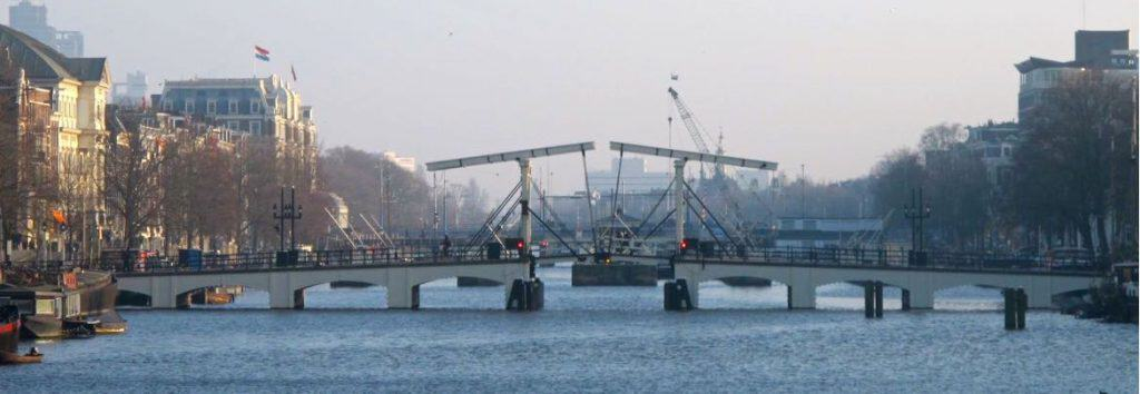 Amsterdam point of interest: Magere brug
