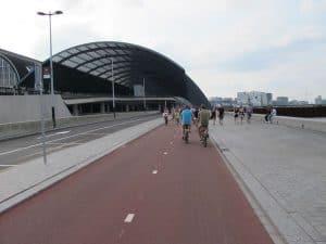 21 Amsterdam Central Station