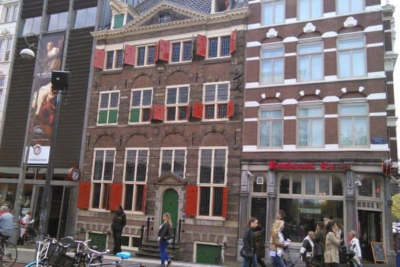 Amsterdam Rembrandt Museum